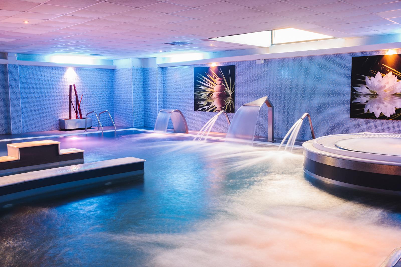 Centro wellness que dispone de gimnasio spa centro de - Spa urbano valladolid ...